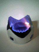Таганок для спиртовой горелки шведской фирмы Tranjia, в котором также можно использовать сухое горючие.