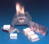 Горелка Esbit с фирменным комплектом горючего.