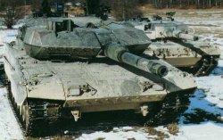 """""""Барс"""" против Леопарда. (Т-80У против Леопард 2)."""