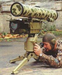 Противотанковый ракетный комплекс «Корнет» (AT-14)