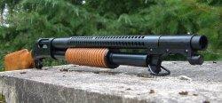 Дробовик Winchester M1897