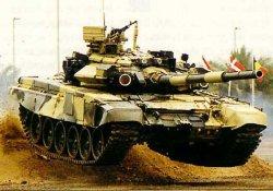 Т-90 vs М1-Эбрамс