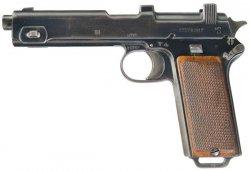 Cамозарядный пистолет Steyr Hahn M1911/M1912