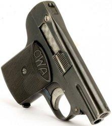 Пистолет ÖWA