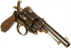 Револьвер Gasser M1870/74 Montenegrin