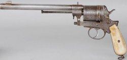 Револьвер Gasser M1870