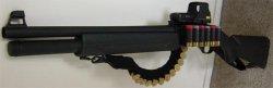 Дробовик  FN SLPS