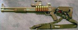Дробовик FN TPS