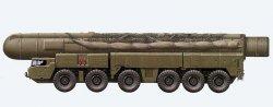 Ракетный комплекс средней дальности РСД-10 «Пионер» (SS-20)
