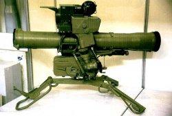 Противотанковый ракетный комплекс 9К111 «Фагот»