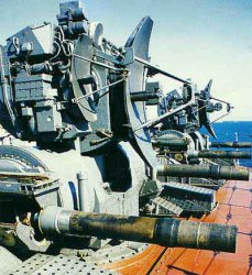 Корабельный эенитный ракетно-артиллерийский комплекс «Кортик»