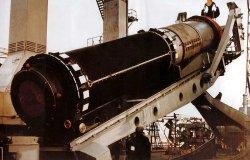 Баллистическая ракета  Р-39 «Sturgeon»