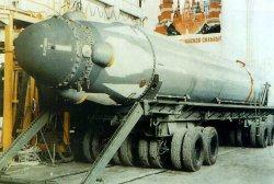 Баллистическая ракета подводных лодок Р-29РМ «Skiff»