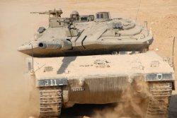 Меркава. Лучший боевой танк в мире