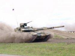 Модернизация танка Т-90 будет завершена до конца 2010 года