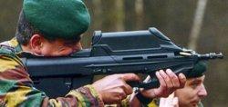Штурмовая винтовка - автомат FN Herstal F2000