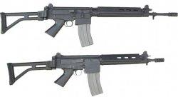 Штурмовая винтовка IMBEL MD-97