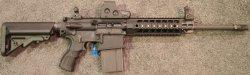 SIG 716 tactical