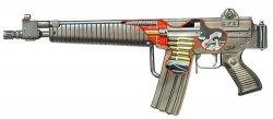 Beretta AR-70/223 и AR-70/90