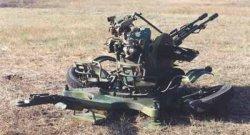23-мм спаренная зенитная установка ЗУ-23