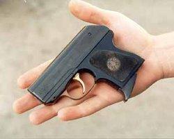 9-мм пистолет самозарядный малогабаритный ОЦ-21 «Малыш»
