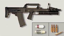 5,56-мм малогабаритный автомат 5,56А-91