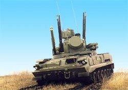 Зенитный пушечно-ракетный комплекс «ТУНГУСКА–М1»