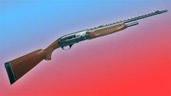 Ружье одноствольное самозарядное МЦ22-12