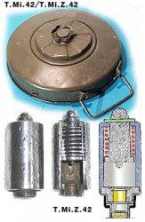 Противотанковая мина Tellermine 42 (T.Mi.42)