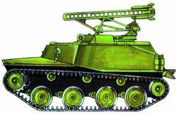 САУ БМ-8-24