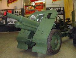 76-мм горная пушка