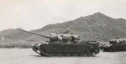Британские танки в Корее