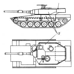 Компоновка танка NKPz