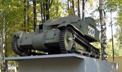Т-27 — танкетка межвоенного времени
