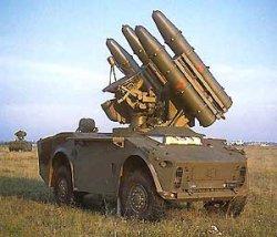 Зенитно-ракетный комплекс Crotale