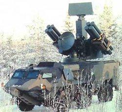 Зенитно-ракетный комплекс Crotale-NG