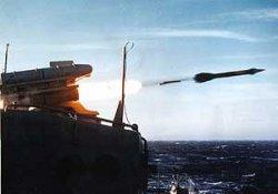 Зенитный ракетный комплекс Crotale Naval