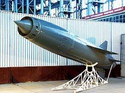 Крылатая противокорабельная ракета П-700 Гранит