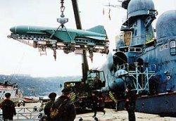 Крылатая противокорабельная ракета П-15
