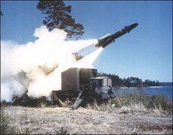 Противокорабельный ракетный комплекс RBS-15ka