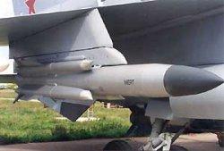 Противорадиолокационная ракета Х-31П