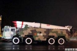 Оперативно-тактический ракетный комплекс DF-15