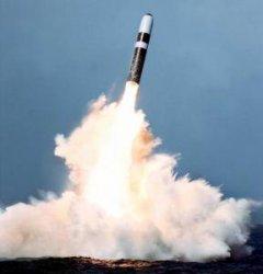 Баллистическая ракета подводных лодок Trident-2 D5