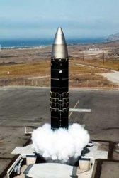 Межконтинентальная баллистическая ракета LGM-118A Peacekeeper - MX