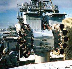 Комплекс противоторпедной защиты кораблей Удав-1М (РКПТЗ-1М)