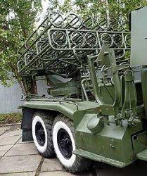 Боевая машина БМ-24
