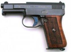 Пистолет Mauser 1910