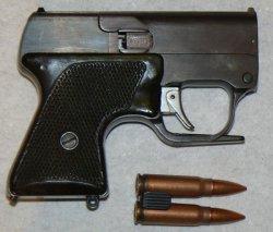 7,62-мм пистолет МСП «Гроза»
