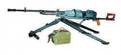 12,7-мм пулемет НСВ «Утес»