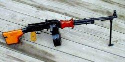 7,62-мм ручной пулемет РПД Дегтярев